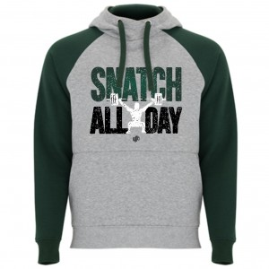 Sudadera Snatch All Day
