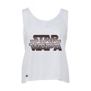 Camiseta Atleta Star Wapa