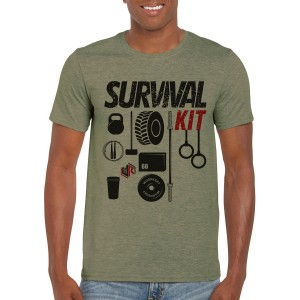 Camiseta Survival