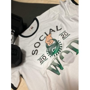Camiseta Wod Social